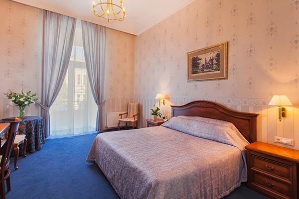 Номера Бизнес-отеля Континенталь Одесса