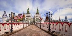 «Измайлово» — уникальный гостиничный комплекс в Москве