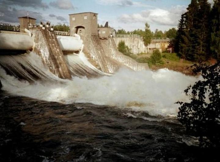 Стартовал музыкальный сезон на водопаде Imatrankoski