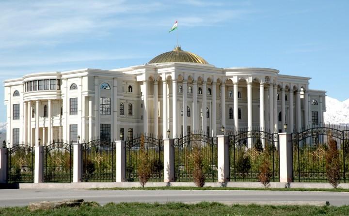 Орел и решка » Душанбе. Таджикистан