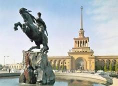 Орел и решка » Ереван. Армения