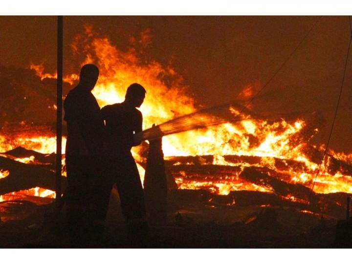 Порядка 40 хижин российских туристов сожжены в Таиланде