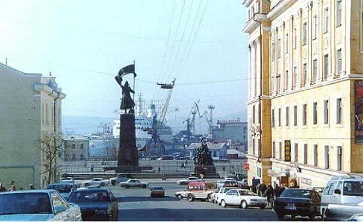 Орел и решка » Владивосток. Россия