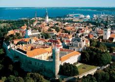 Орел и решка » Таллин. Эстония