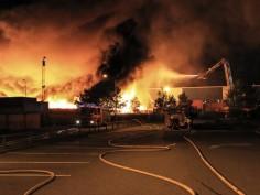 В Анталии бушуют пожары