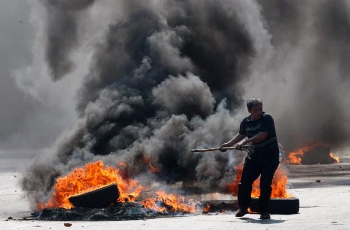 Беспорядки в столице Таиланда не опасны для туристов