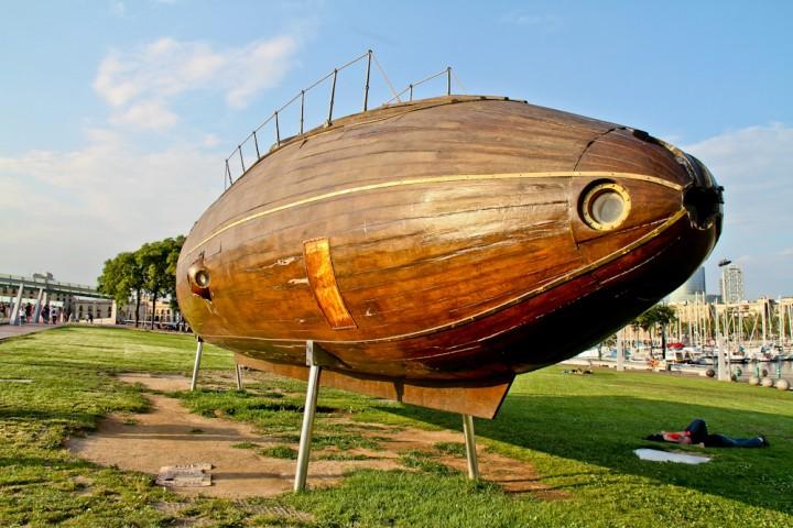 Морской музей Барселоны открытие викингской выставки