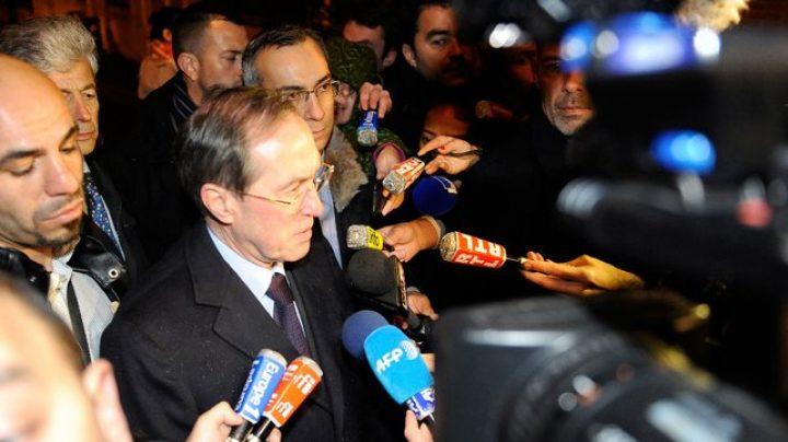 Власти Франции предупреждают о применении санкций к РФ