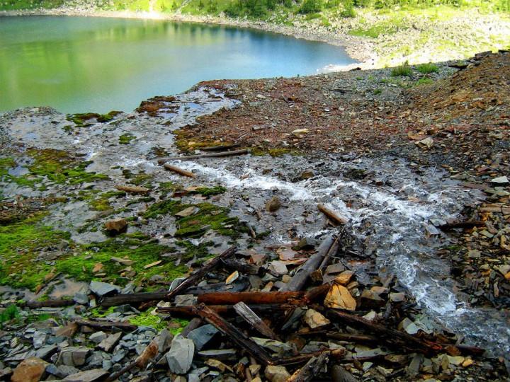 Алтайские старинные шахты готовы стать туробъектами