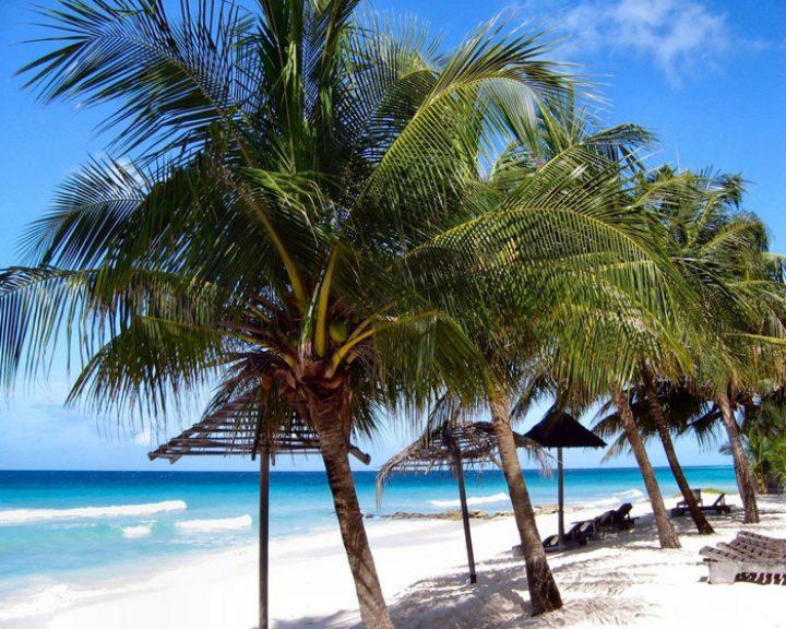 Карибские пляжи Мексики