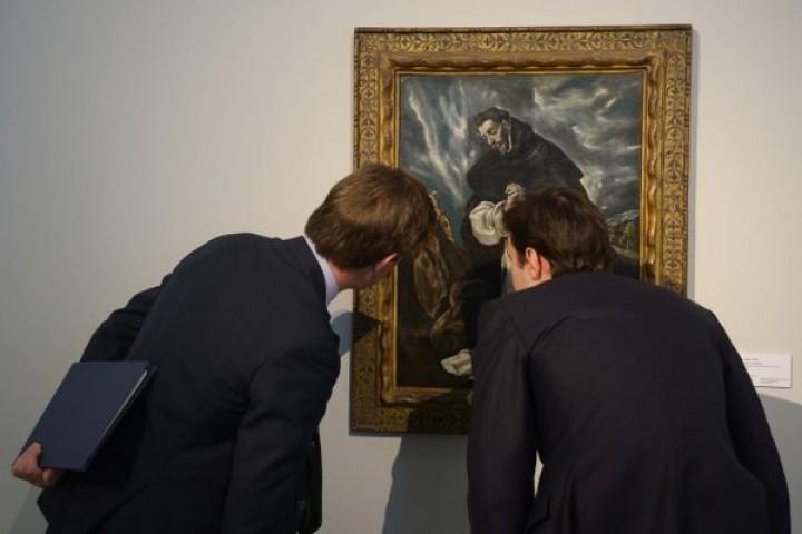 Мадридский музей открыл бесплатную выставку Эль Греко