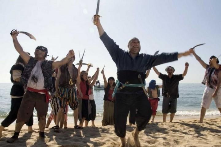 В эти выходные в Бадалоне состоится большой праздник пиратов