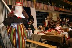 Ярмарка народных ремесел на Соловецких островах