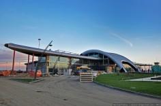 Аэропорт Белогорода остановил работу с авиакомпанией Полет
