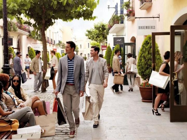 Одна из составляющих отдыха — шопинг в Малаге