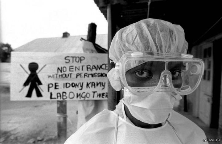 Лихорадка Эбола добралась до Нигерии
