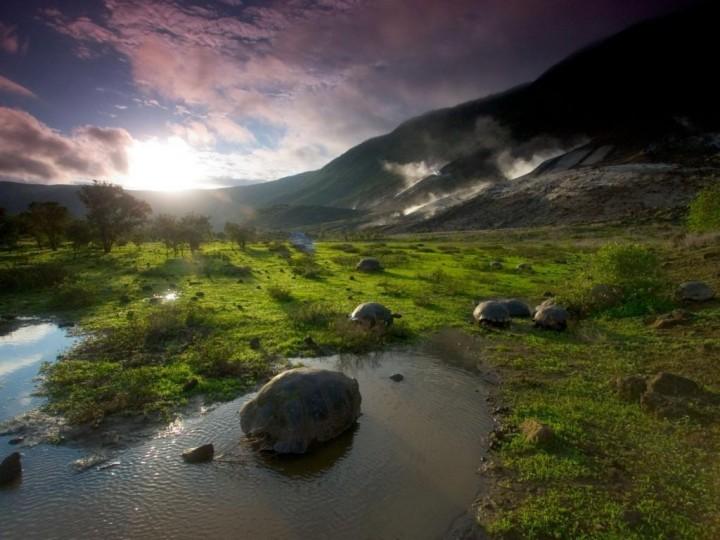 Три лучших эквадорских достопримечательности