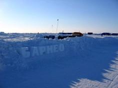 Закрытие сезона на полярной базе