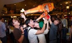 Фестиваль пива в Гонконге