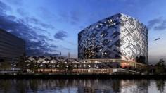 Новый отель в Амстердаме