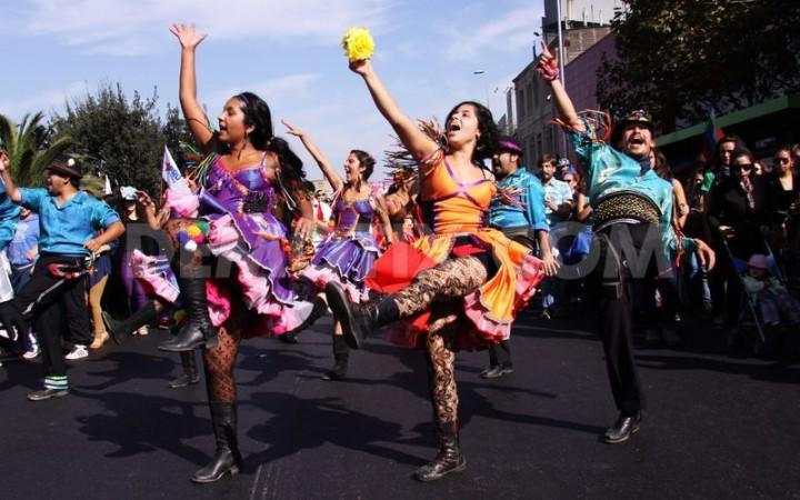 В Доминиканском Сантьяго готовятся к грандиозному карнавалу