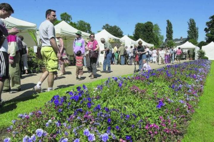 Руан приглашает на фестиваль садов