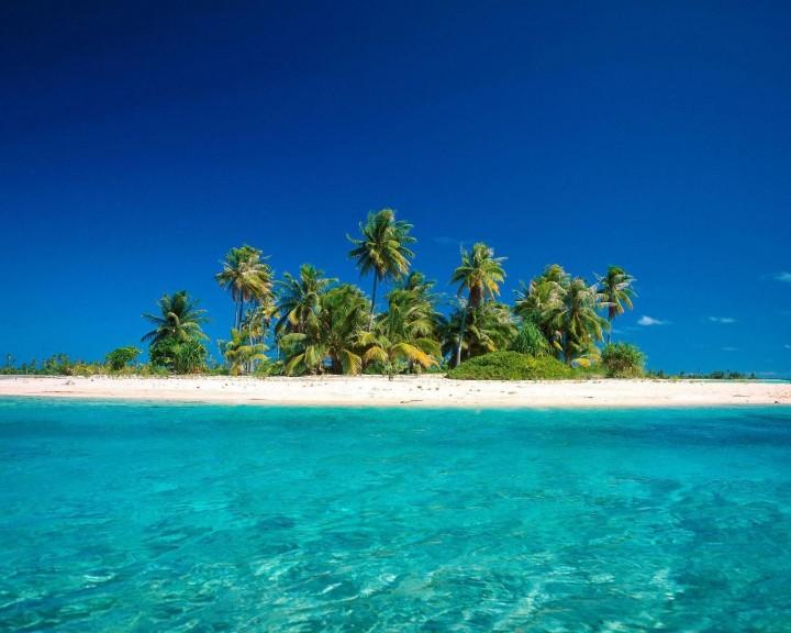 В отпуск на необитаемый остров