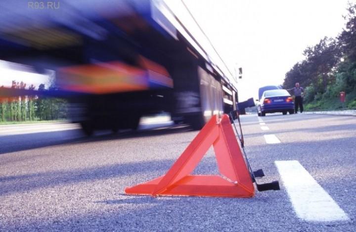 На Ярославском шоссе маршрутное такси попало в ДТП