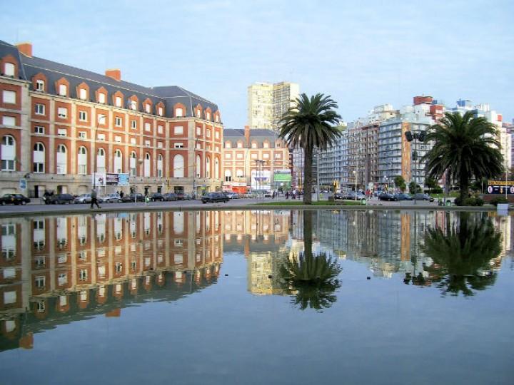 В Аргентинском Мар-дель-Плата открытие Музея современного искусства