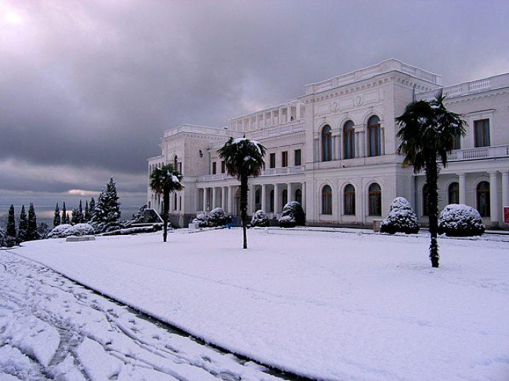 Новогодний Крым