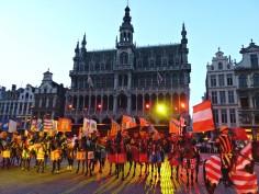 В Брюсселе пройдет ежегодный праздник Оммеганг