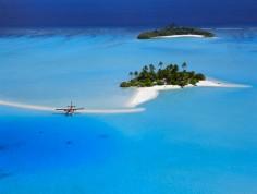 Самая низкая гора в мире, возможно, находится на Мальдивах