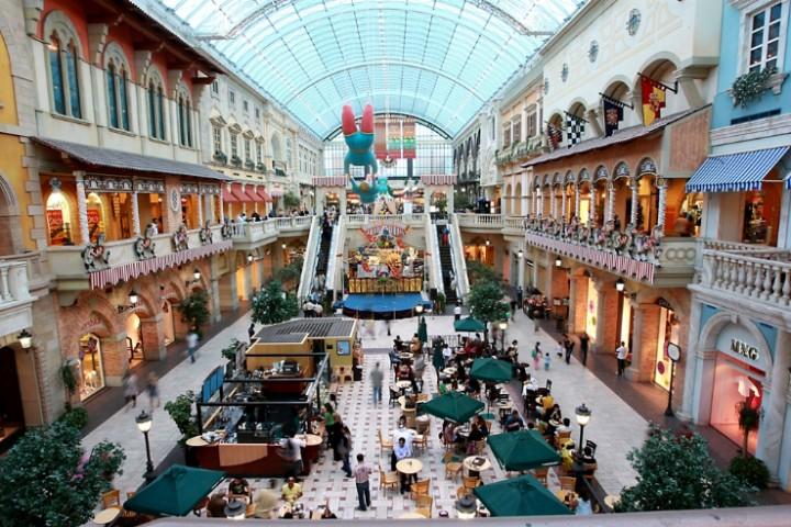 Очередной торговый фестиваль в Эмиратах