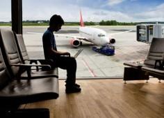 Бесплатный интернет на всей территории римского аэропорта