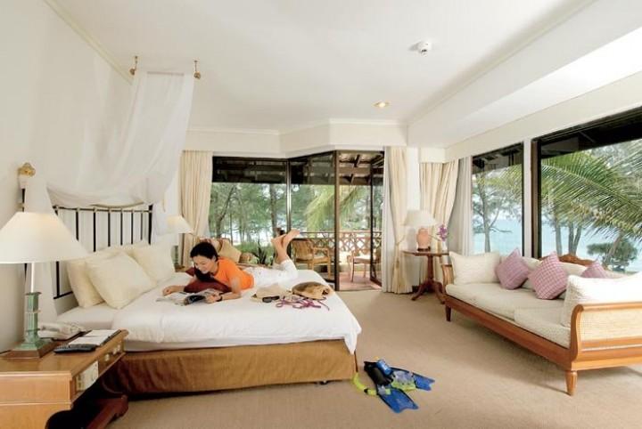 С 1 мая по 31 октября пройдёт Dusit Thani Laguna Phuket