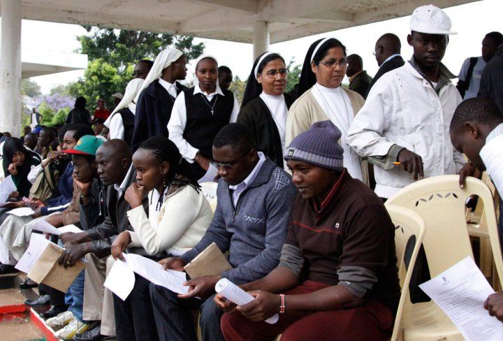 Туристы бегут из Кении
