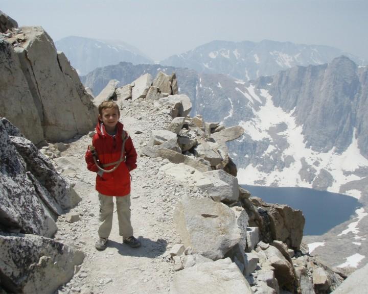Юный альпинист покорил высочайшую гору Южной Америки