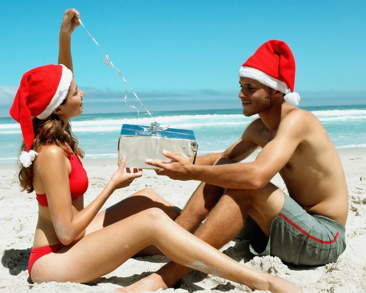 Последняя возможность встретить Новый Год на пляже