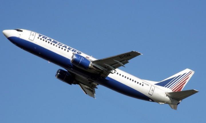 Новые самолеты Трансаэро на рейсах в столицу Испании и Доминикану