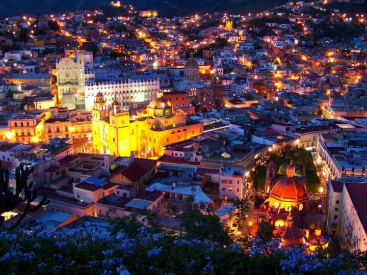 Мексиканский штат Гуанахуато приглашает в тур по старинным монастырям