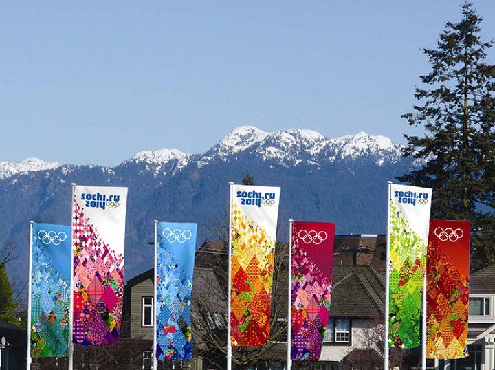 Олимпийский Сочи, не без проблем начал прием гостей