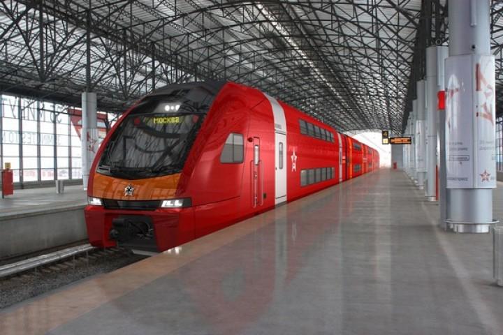 Москва заменит Аэроэкспрессы на двухэтажные
