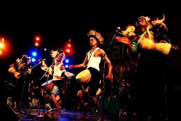 Африканский остров приглашает на музыкальный фестиваль