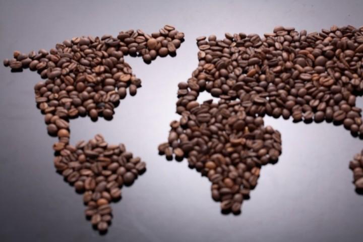 Новое увлечение Испанцев – подвешенный кофе