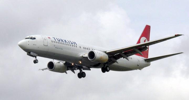 Турецкие Авиалинии объявили акцию на полеты из Ставрополя