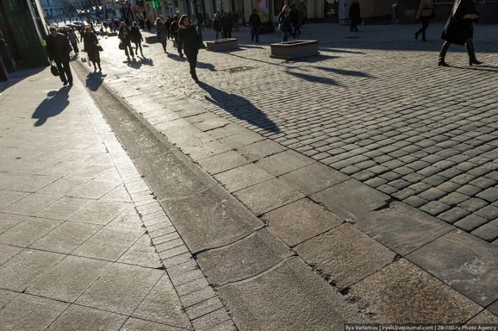 Начинаются работы по созданию главной пешеходной зоны Москвы
