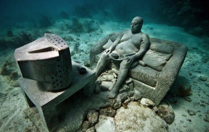 В Анталии открылся первый турецкий подводный музей