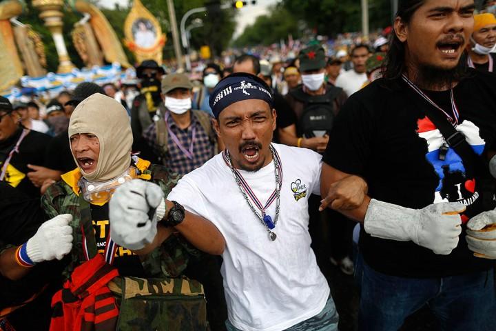 Беспорядки, вызванные недовольством таксистов в Гоа преувеличенны