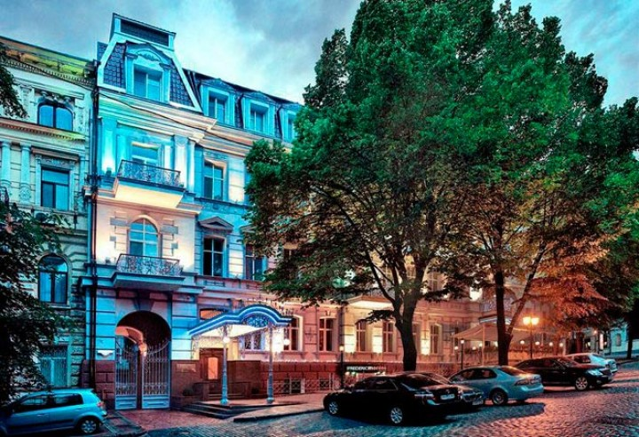 Бизнес-отель «Континенталь» г.Одесса