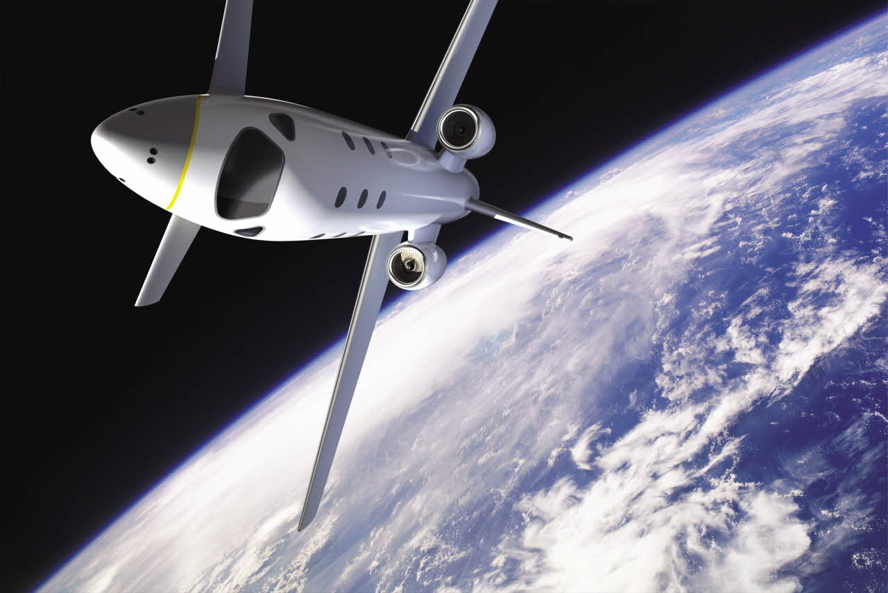 Бесплатный полет в космос